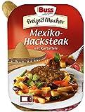 Buss Mexiko-Hacksteak mit Kartoffeln und Gemüse, 300 g