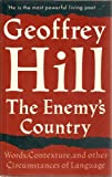 The Enemy's Country, Geoffrey Hill, 0804719039