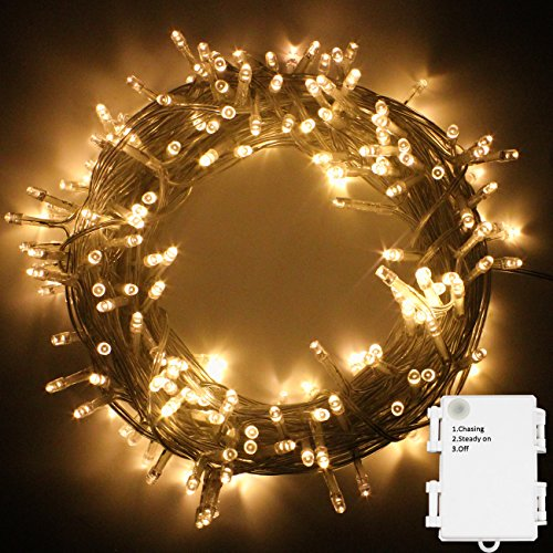 Battery Operated String Lights Christmas product image
