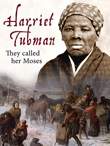 VHS : Harriet Tubman - They Called Her Moses