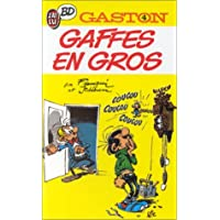 GASTON N°2 . LE BUREAU DES GAFFES EN GROS