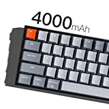 Keychron K6 65% Compact Wireless Mechanical