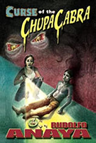 book cover of Curse of the Chupacabra