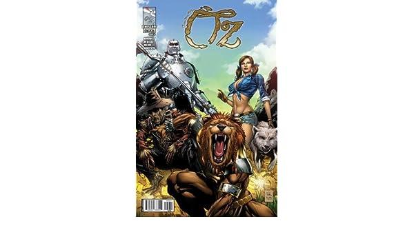 Grimm Fairy Tales : Oz # 2 Cover B: Brusha: 5948204377625: Amazon