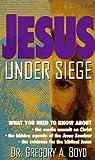 Jesus under Siege, Greg Boyd, 1564765334