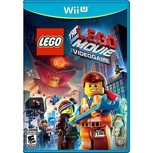 with Wii U LEGO Games design