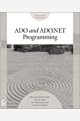 ADO and ADO.NET Programming Paperback