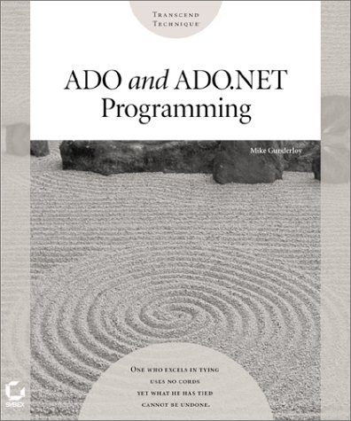 ADO and ADO.NET Programming by Brand: Sybex Inc