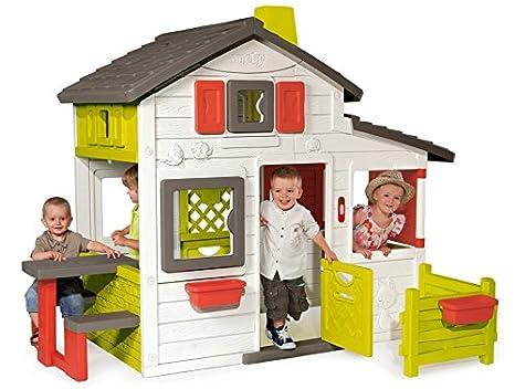 Smoby 310209 Friends Haus Amazonde Spielzeug