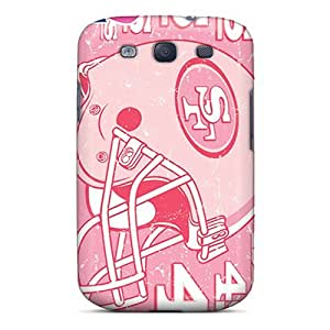 Fashion NXM1051EofX Case Cover For Galaxy S3(san Francisco 49ers)