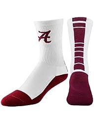 NCAA Alabama Crimson Tide Kids Champ Performance Crew Socks, ...