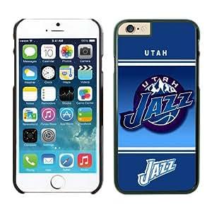 iPhone 6 Plus case,Case for iPhone 6 Plus (5.5 Inch)-NBA Utah Jazz iPhone 6 Plus Cases 10 Black62978_59218