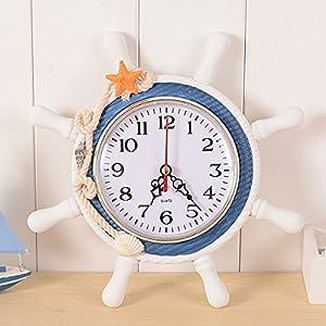 51133rDlX2L._SS300_ Nautical Themed Clocks