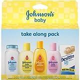Johnsons Baby Take-Along Pack 1 pack