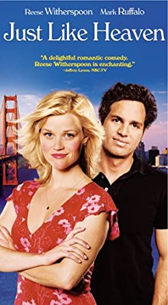 Just Like Heaven [VHS]: Amazon.es: Reese Witherspoon, Mark ...