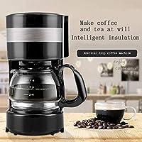 MDD Cafetera doméstica, máquina de café, filtro de goteo ...