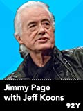 92Y: Jimmy Page with Jeff Koons