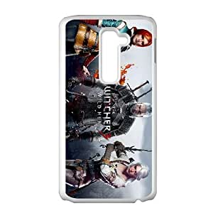 The Witcher3 Wild Hunt LG G2 Cell Phone Case White 8You270783