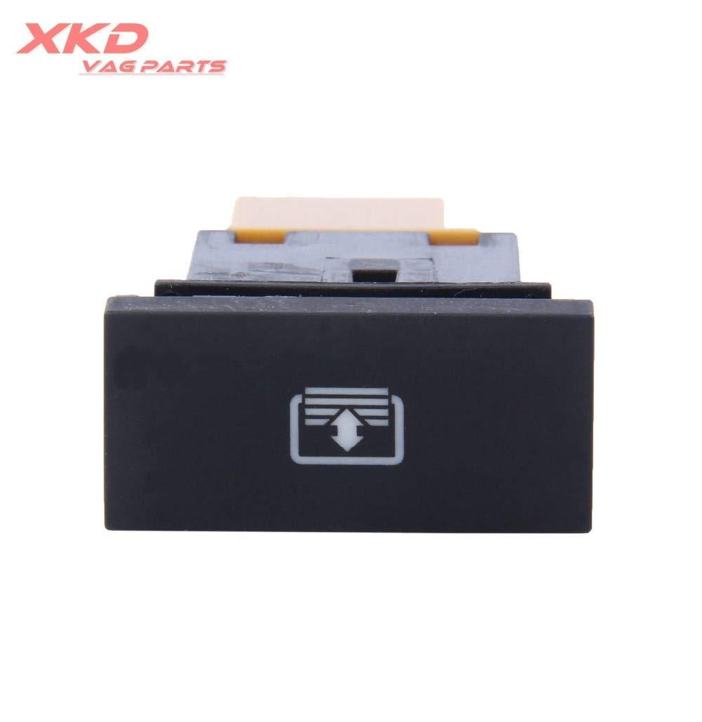 Fincos MMI Knob Joystick Button Cap Cover Repair Kit for Audi A4 A5 A6 Q5 Q7 S5 S6 S8 Cabriolet Sedan Avant
