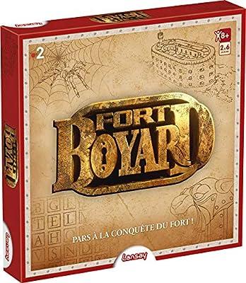 Lansay 75027 - Juego de mesa, Fort Boyard, idioma español no garantizado , color/modelo surtido: Amazon.es: Juguetes y juegos