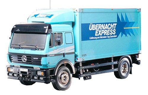 タミヤ 1/14 電動RCビッグトラックシリーズ No.07 メルセデスベンツ 1850L パネルバントラック ラジコン 56307 B0000WRYH0