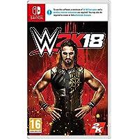 WW 2K18 Nintendo Switch Oyun WWE2K18