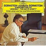 バーンスタイン:交響曲第1番「エレミア」&第2番「不安の時代」