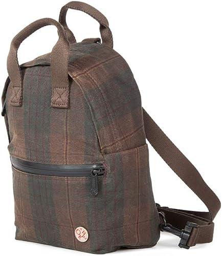 Token Bags WAXED EUCLID BACKPACK