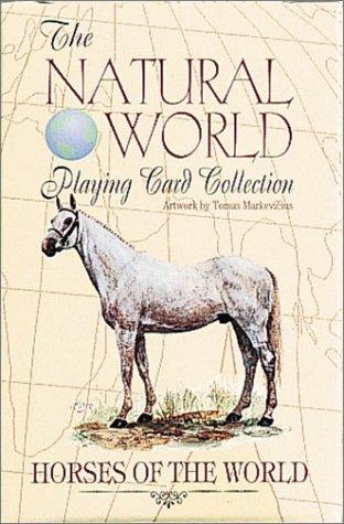 Natural World Horses Playing Card Deck