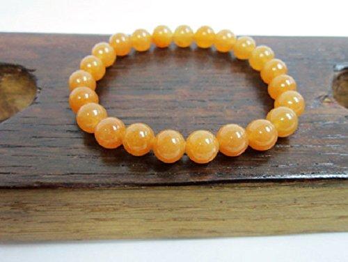 Yellow Aventurine Bracelet Yellow Gemstone Bracelet Solar Plexus Chakra Bracelet Yellow Aventurine Meditation Yoga Bracelet Energy Bracelet