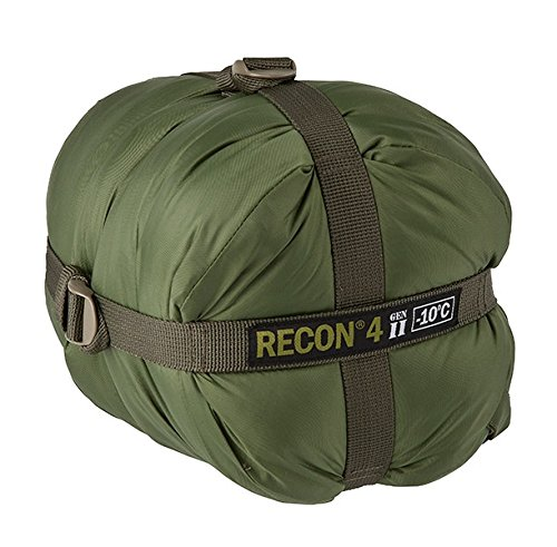 (Elite Survival Recon-4 Sleeping Bag, Olive Drab)