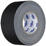 Tape Logic 3'' x 60 yds., 3 Pack 11 mil Gaffers Tape, Black, Set of 3 (T98818B3PK)