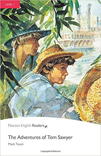 Amazon adventures of tom sawyer the level 1 penguin readers adventures of tom sawyer the level 1 penguin readers 2nd edition penguin readers level 1 2nd edition fandeluxe Gallery