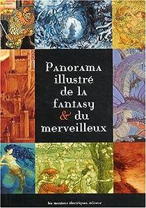 Panorama illustré de la fantasy & du merveilleux par Ruaud