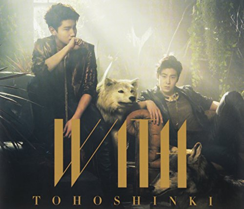 CD : Tohoshinki - With-A Ver. (Limited Edition) (Limited Edition, Bonus DVD, Asia - Import, 2 Disc)