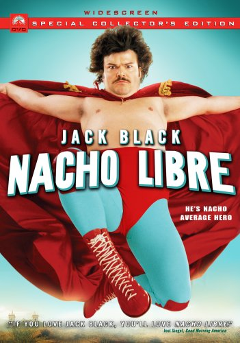 Nacho Libre (Idiosyncratic Collector's Edition)