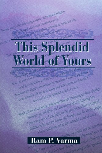 This Splendid World of Yours