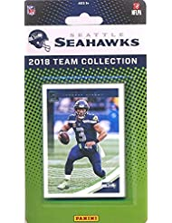 efa1e922691 Seattle Seahawks 2018 Donruss NFL Football Factory Sealed Limited Edition  11 Card Complete Team Set Russell