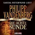 Die achte Sünde   Philipp Vandenberg