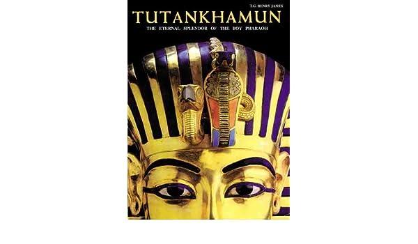 Tutankhamun: T  G  H  James, Araldo De Luca: Amazon com au