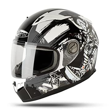 Nitro Samurai casco negro/arma - grande