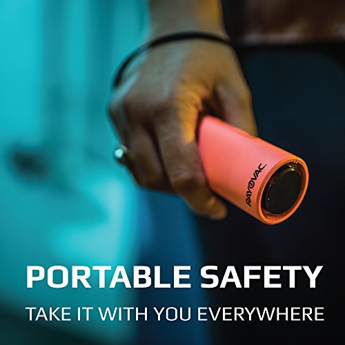 Rayovac Power Protect Safety Siren & Portable Charger, Coral, PS99CL by Rayovac (Image #5)