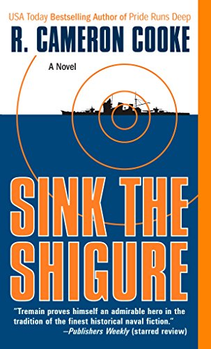 book cover of Sink the Shigure
