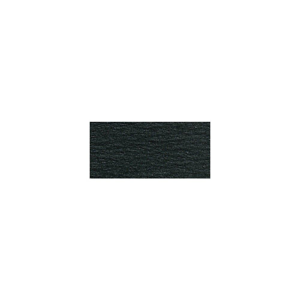 RAYHER 81008576Craft Crepe Roll, 250x50cm, 30g/mâ²–Black 30g/mâ²-Black RAYHER HOBBY