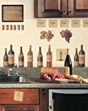 RoomMates RMK1257SCS Wine Tasting Peel and Stick