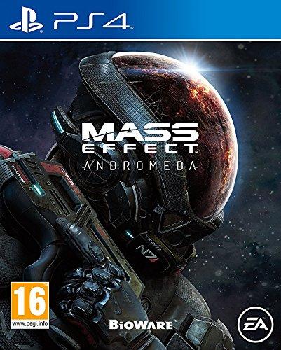 Mass Effect Andromeda (PS4) (Mass Effect Andromeda Deluxe Edition Xbox One)