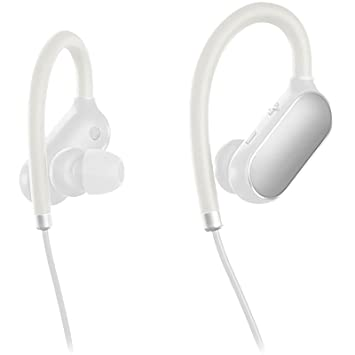 Xiaomi Mi Sports Bluetooth Earphones White: Xiaomi: Amazon.es: Electrónica