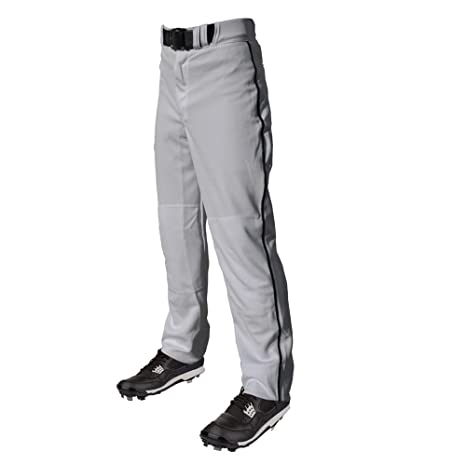 d63adb70c28 Image Unavailable. Image not available for. Color  C6 Pro Series Youth Open  Bottom Baseball Pants with Piping