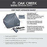 Oak Creek Advanced Hammock Rain Fly. 110 Inch