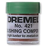 5 Pack of Dremel 421 1-Oz. Metal & Plastic Cleaner & Polisher